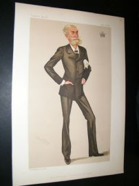 Vanity Fair Print 1888 The Earl Cathcart, Doctor